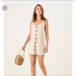 Reformation Como Dress